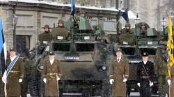 Сарзе парад ӱмаште. Фото: err.ee